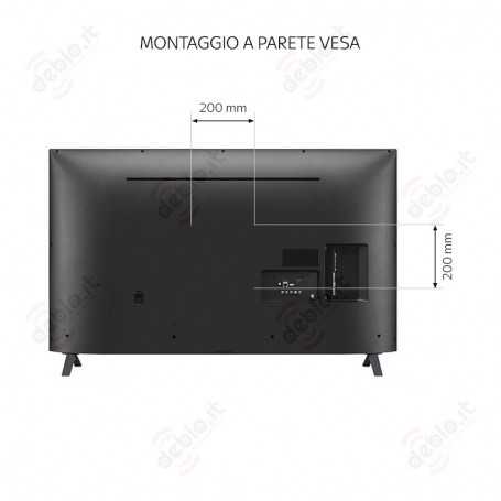 "TV Led LG 32"" HD  SMART DVB-T2 (32LK610BPLB)"