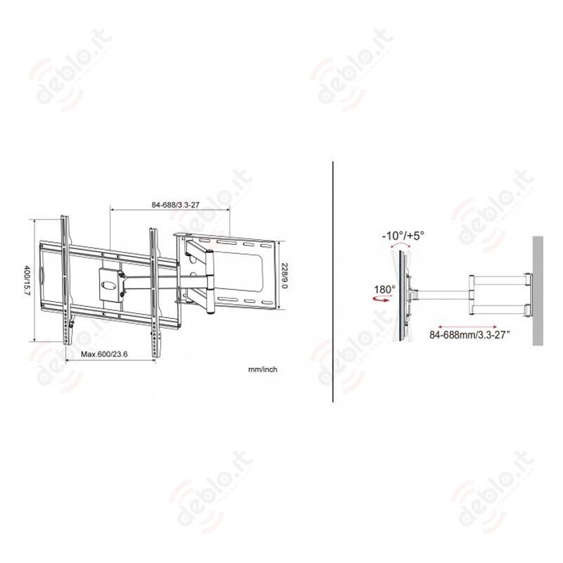LAICA Bilancia pesa persone meccanica (EP1130) Laica Bilance pesapersone