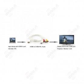 PANASONIC Telefono Cordless domestico (KX-TG1611)
