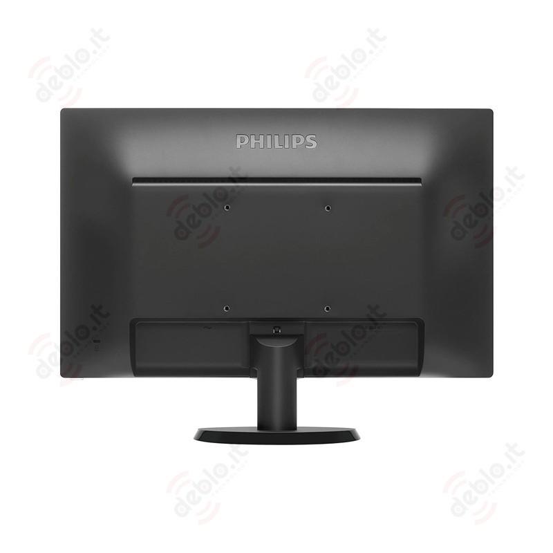 TECHLY Supporto a muro per TV LCD/LED/plasma 19-37'' inclinabile 2 snodi Techly Staffe