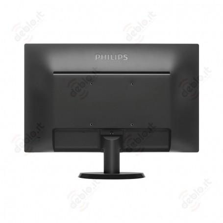 TECHLY Supporto a muro per TV LCD/LED/plasma 19-37'' inclinabile 2 snodi